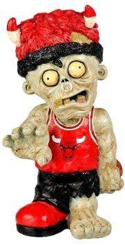 Chicago Bulls Resin Thematic Zombie Figurine