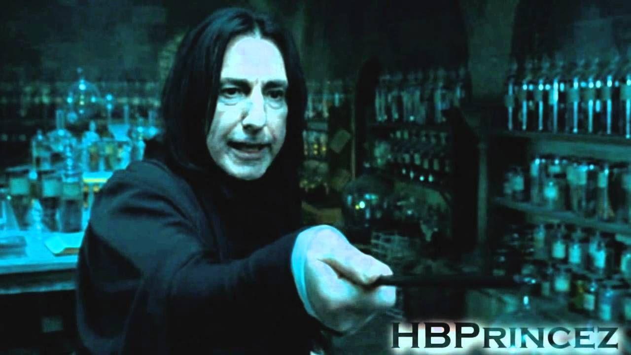 The Heart Of Severus Snape A Pirates Of The Caribbean Harry Potter Video Harry Potter Gif Severus Snape Snape