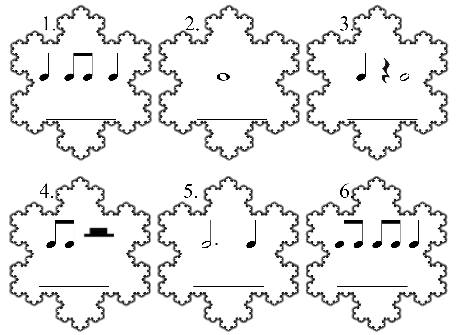 10 Free Printable Rhythm Worksheets