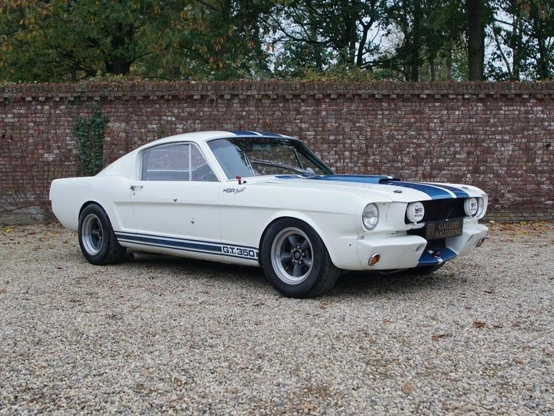 1966 Mustang Gt Fastback Ford Mustang Shelby Cobra Vintage