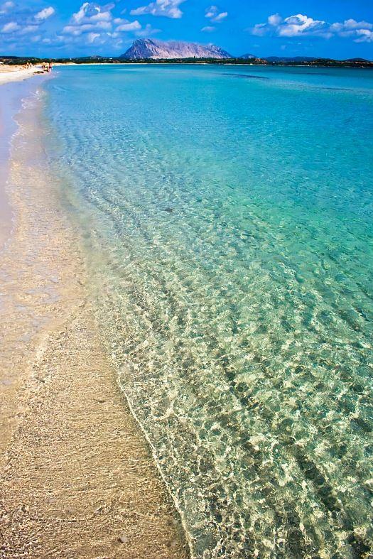 La Cinta Beach Sardinia Sardegna Italy Sardinia Places