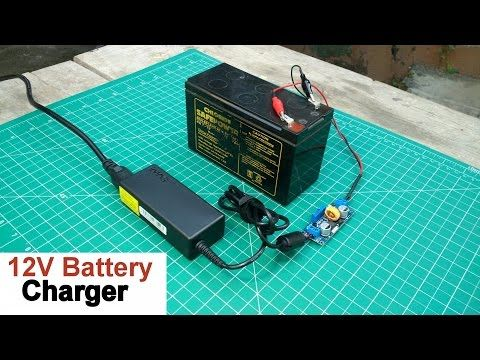 Diy Computer Power Supply To Battery Charger Youtube Battery Charger Circuit Battery Charger Car Battery Charger