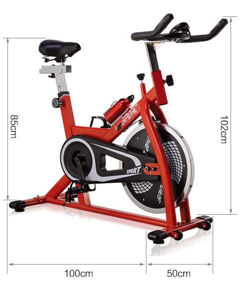 New Exercise Bike Cycling Indoor Health Fitness Bicycle Stationary