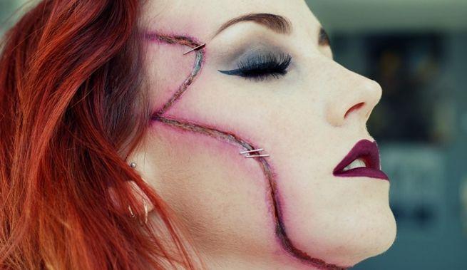 encuentra este pin y muchos ms en maquillaje halloween