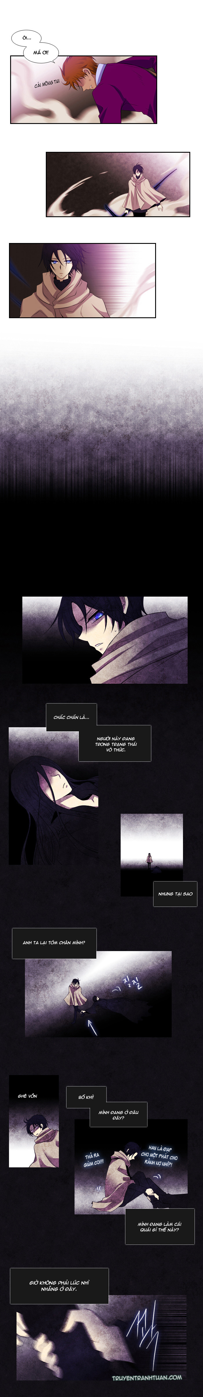 Black Haze - Chap 91