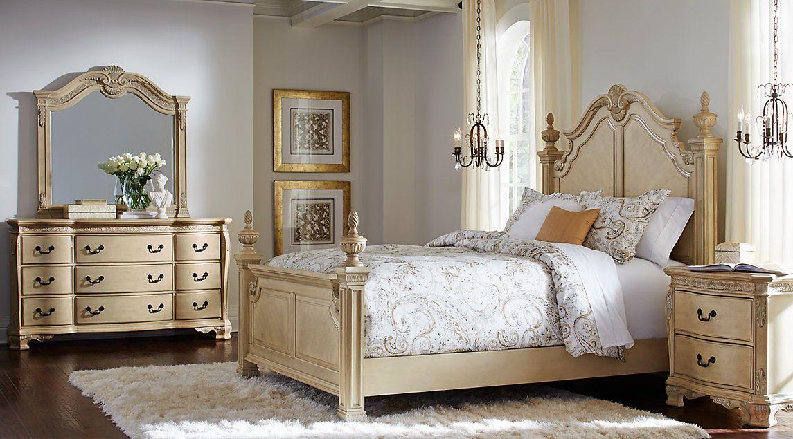 Affordable Queen Size Bedroom Furniture Sets for sale