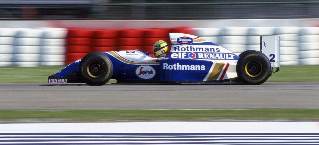 Ayrton Senna, Williams - Renault FW16 (1994) | Ayrton senna ...