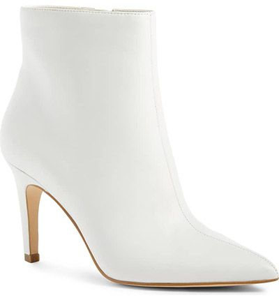 d14d3b5d 15 Botines Blancos de Mujer para este 2019 | botas blancas | Women ...