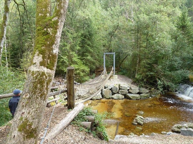 Photo of Wasser, Wald, Spielen: Familienspaziergang am Durachtobel