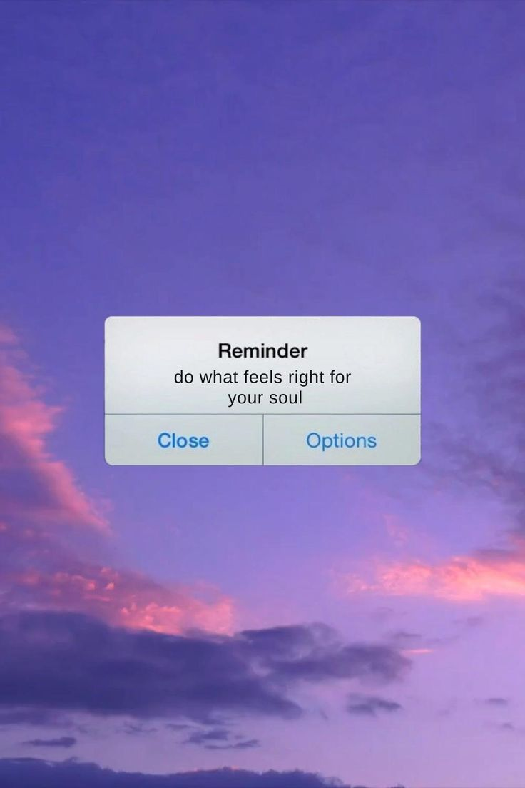 Iphone reminder notification template perfect for quote