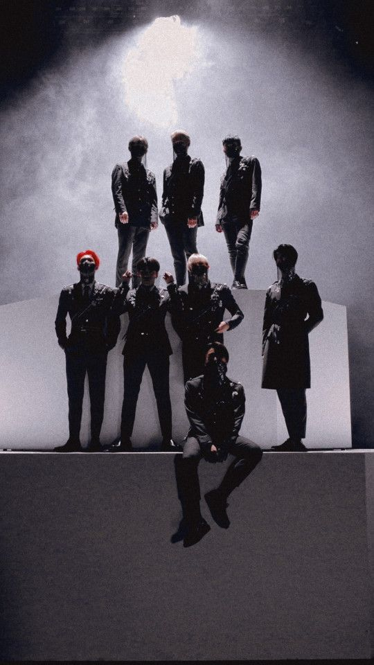 ateez wallpaper Tumblr (With images) Kpop wallpaper