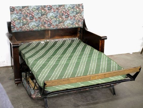 antique kroehler sofa bed antique furniture in 2019 sofa bed rh pinterest com antique style sofa bed antique sofa bed for sale
