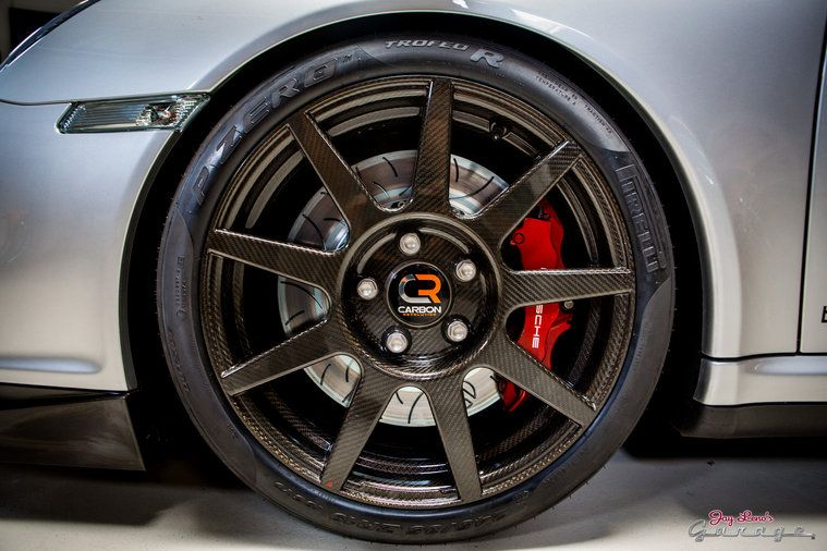 Carbon Revolution produces the world's only one-piece carbon fiber wheel.