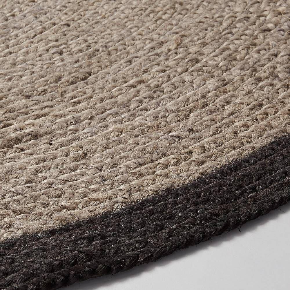 Carpet Samy Rond 200 cm Naturel LaformaKave