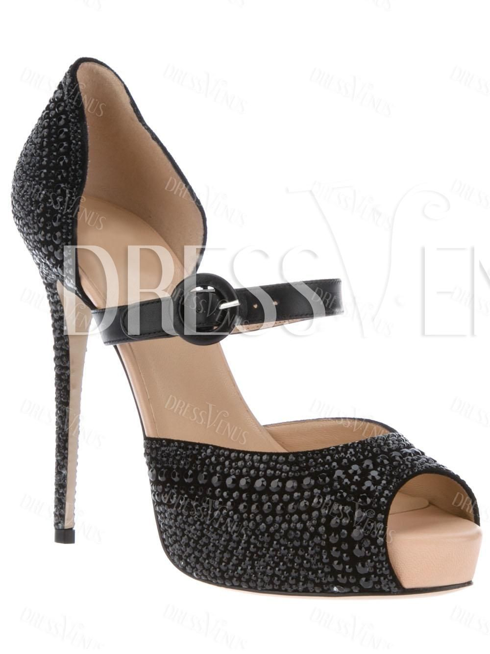 Shoes zone sandals - Now The Price Is 64 09 Listprice 179 00 Prom Shoes Plus Size Shoes