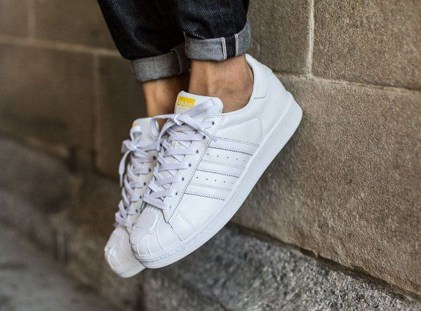 Adidas Superstar White Supershell Mr (2)