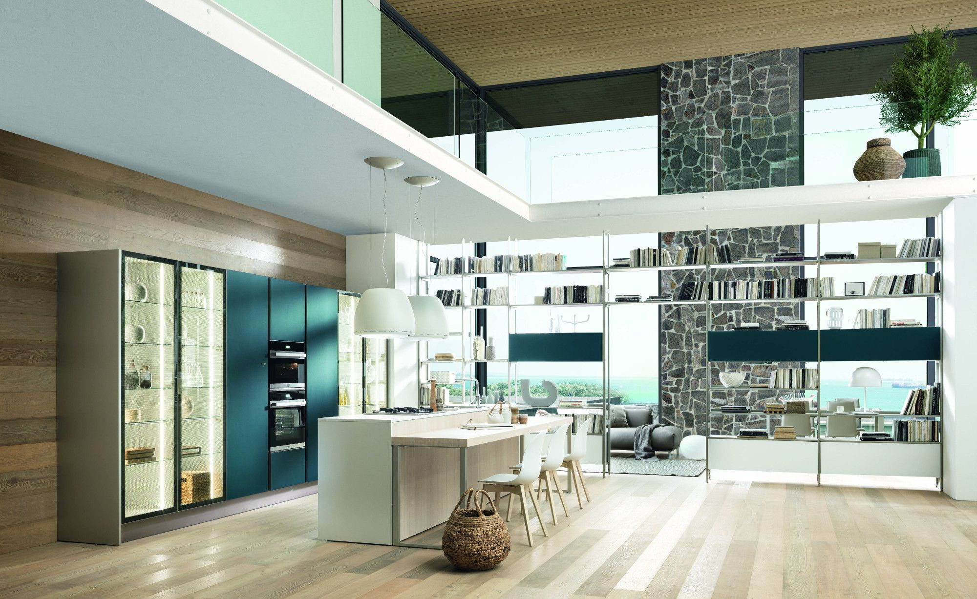 Kaleidos - Cucine Moderne - Cucine - Febal Casa | Kitchen ...