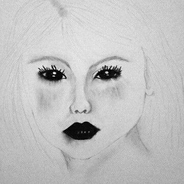 Jeune Femme Triste Dessins Dessin Peinture Et Triste