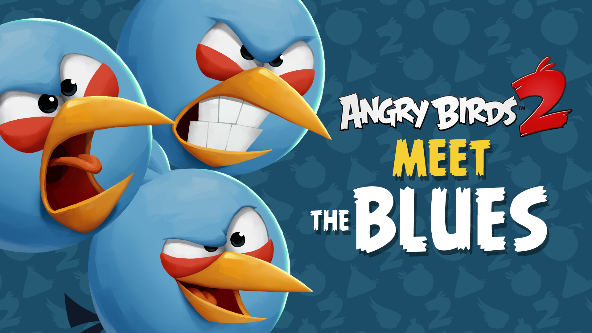 Angry Birds 2 – Meet The Blues: Cool With Ice! - Angry Birds 2