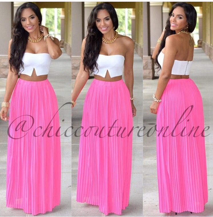 Cute spring/summer skirt!