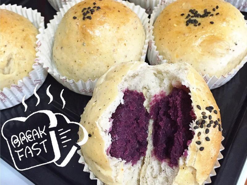 十八榖紫薯包