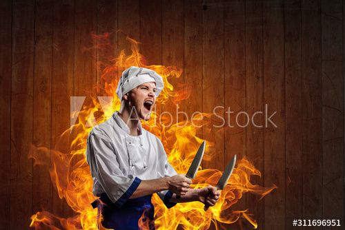 He is crazy about cooking. Mixed media , #AFFILIATE, #cooking, #crazy, #media, #Mixed #Ad