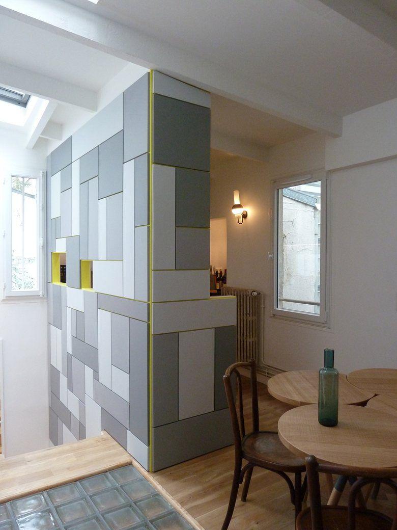 Özel House, Paris, 2014 - Julie Rosier'di Mimarlık