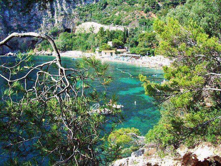 Cap D'Ail, Cote d'Azur, Frankrijk