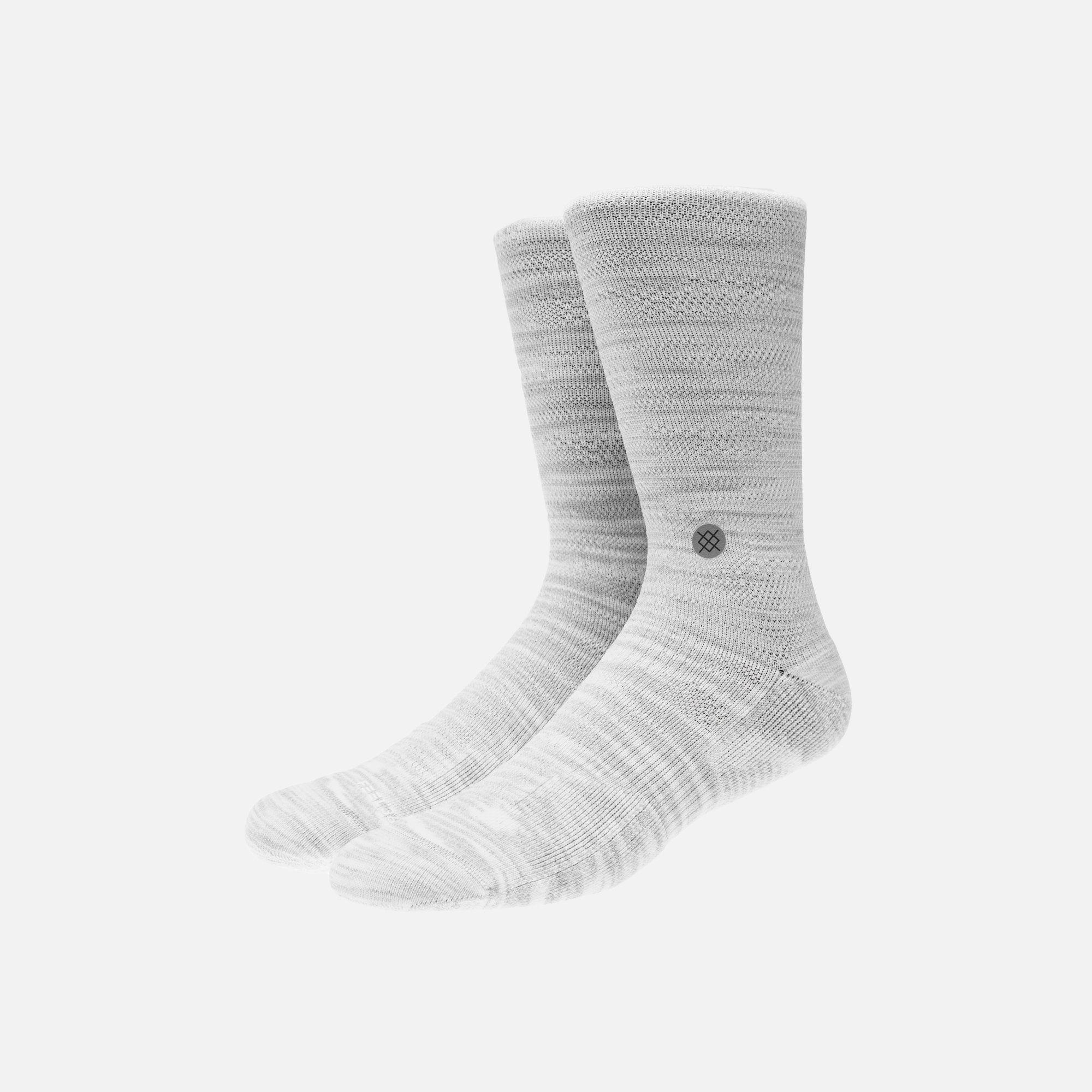 Kith x Stance Ventron Crew Sock - White  50cbc6bd262