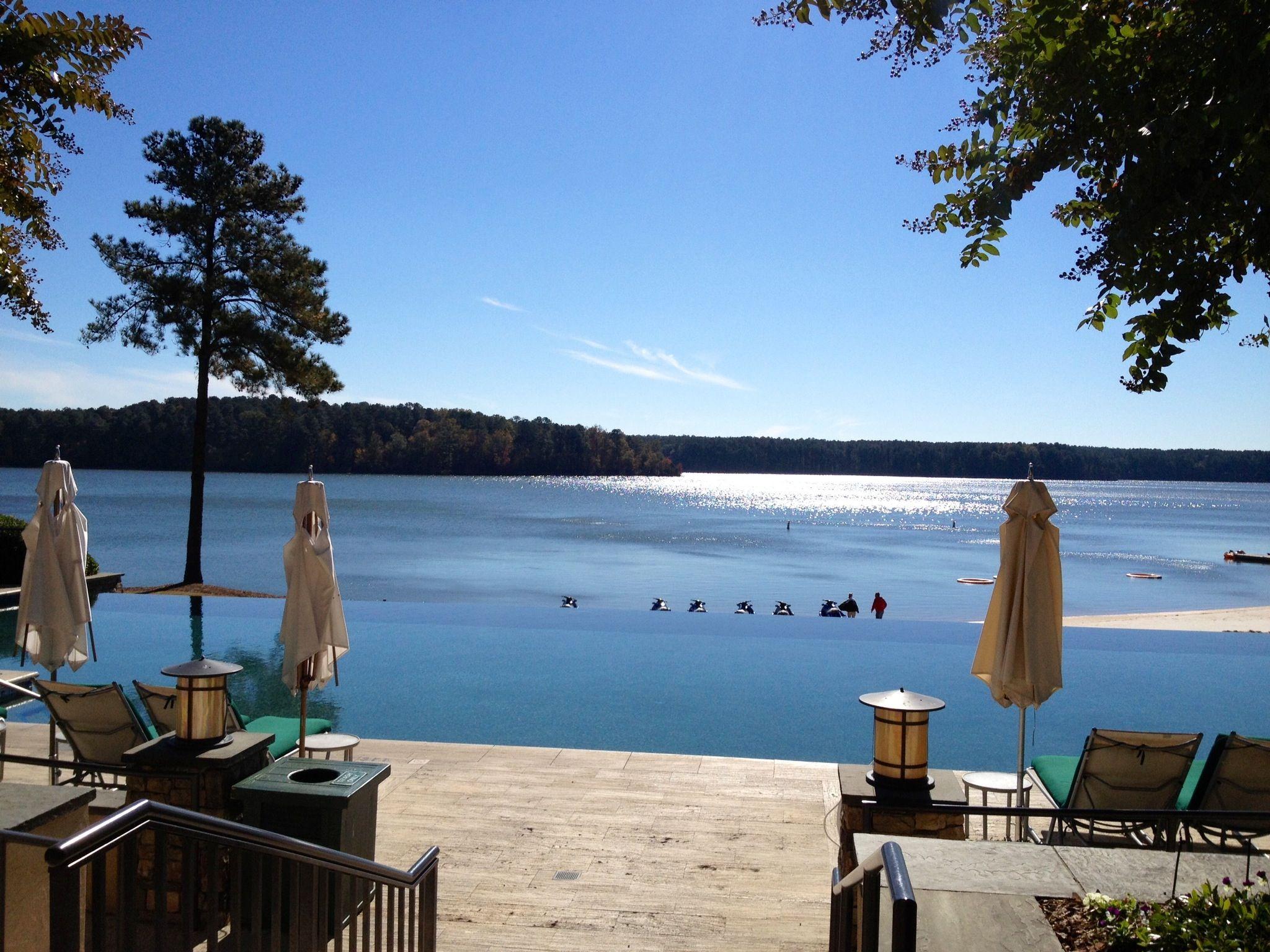 The RitzCarlton Reynolds, Lake Oconee Lake oconee