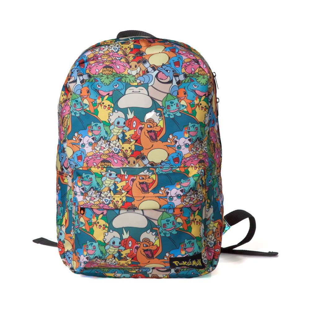 ef623484f5 Pokemon Backpack | Official Merchandise | FREE SHIPPING! | Shop ...