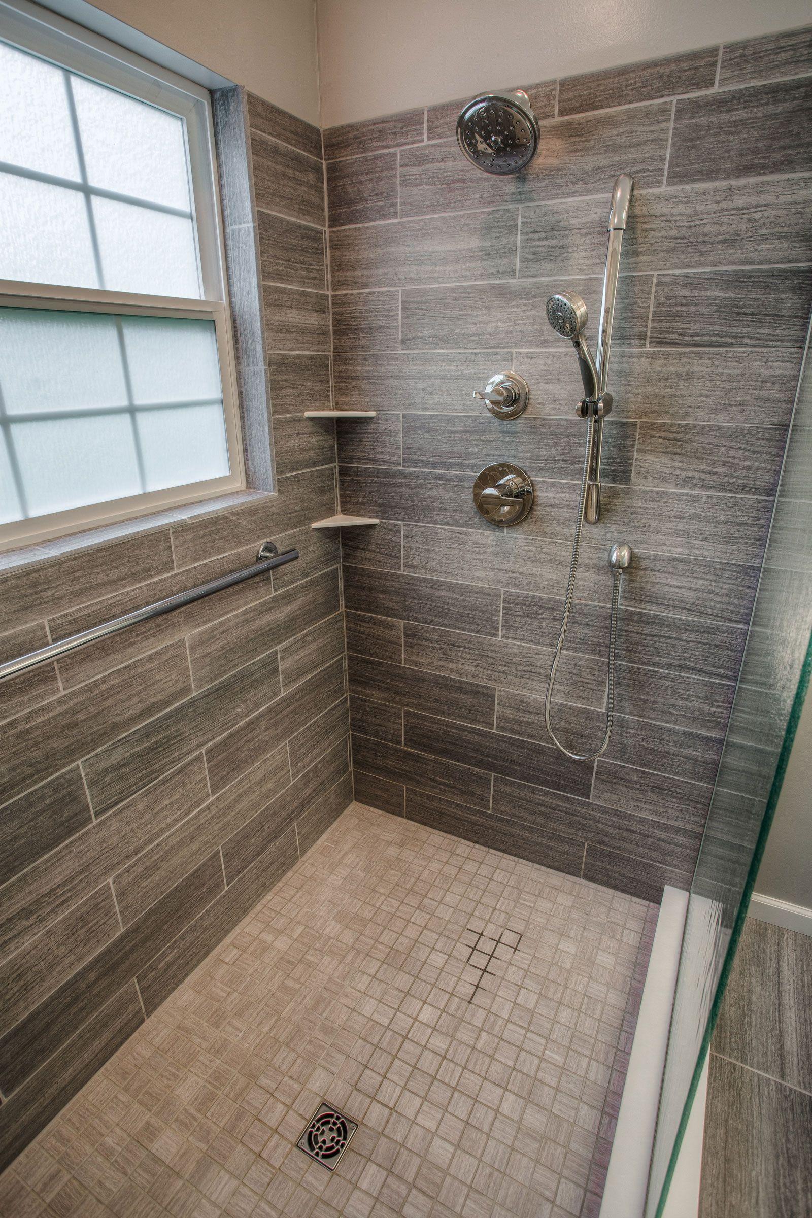 Cibuta west lafayette contemporary shower remodel 3 for Cuarto de zanty ferry