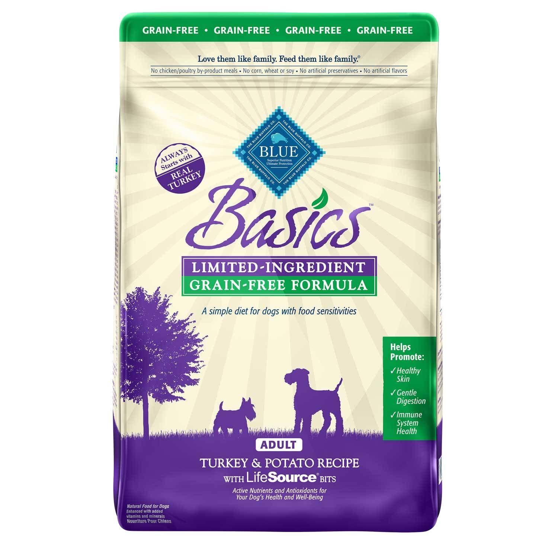 Blue buffalo basics limited ingredient grainfree formula