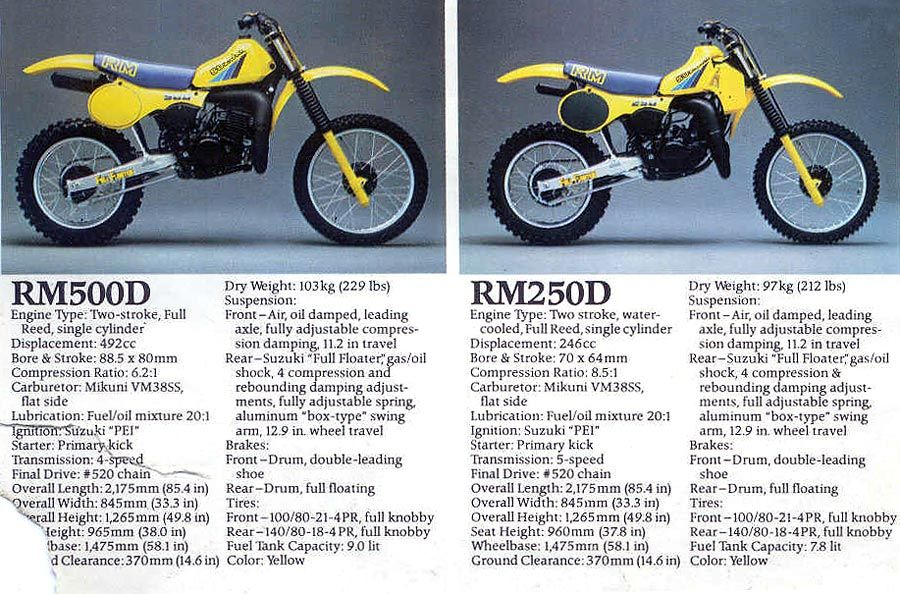 2002 rm250 service manual free