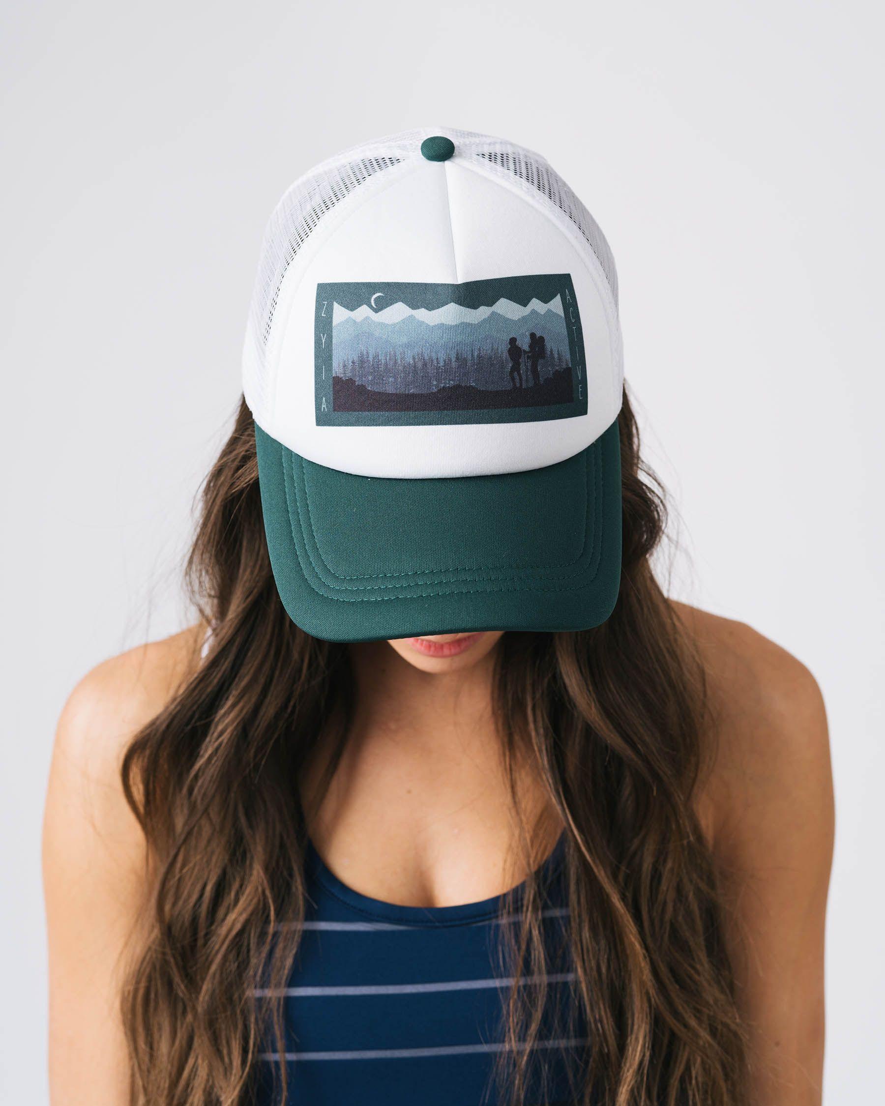 Active wear hat