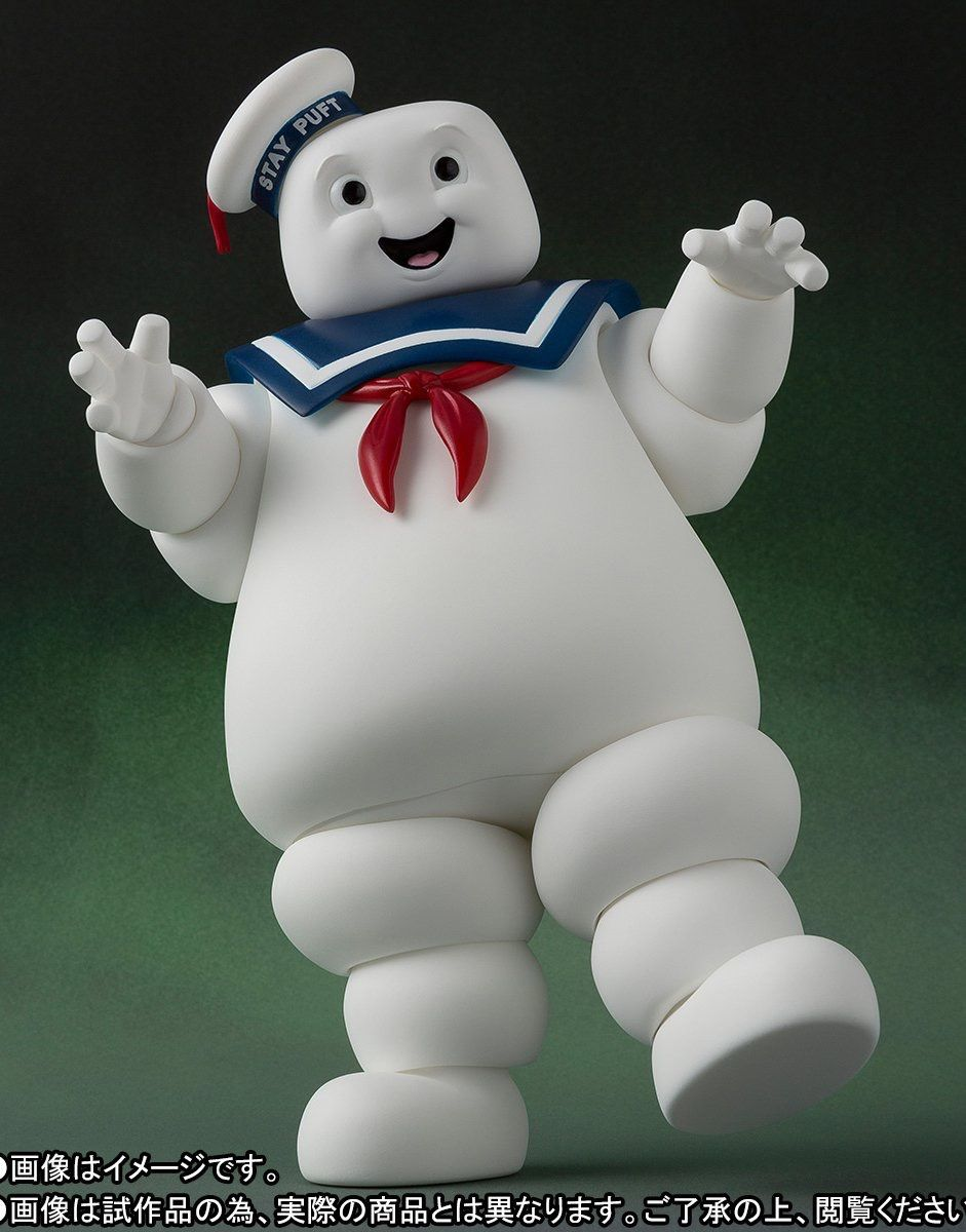Stay Puft Marshmallow Man Marshmallow Man Ghostbusters