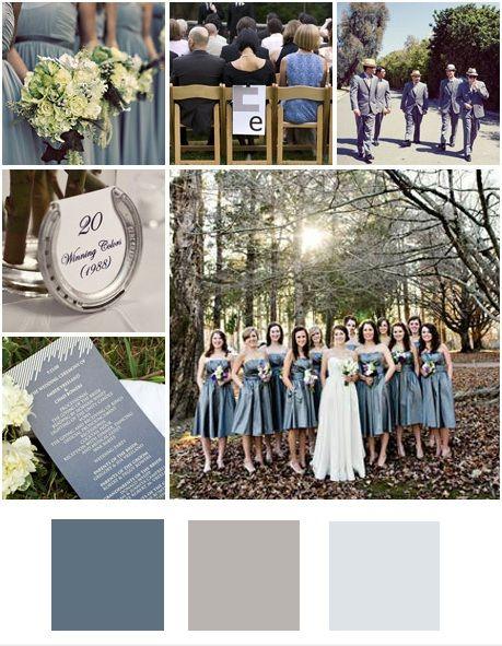Wedding Decision Colors