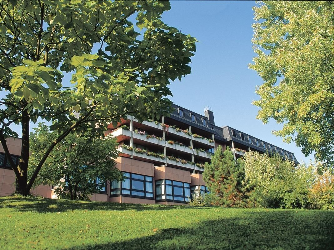 Bad Orb Hotel an der Therme Bad Orb Germany, Europe Hotel an der ...