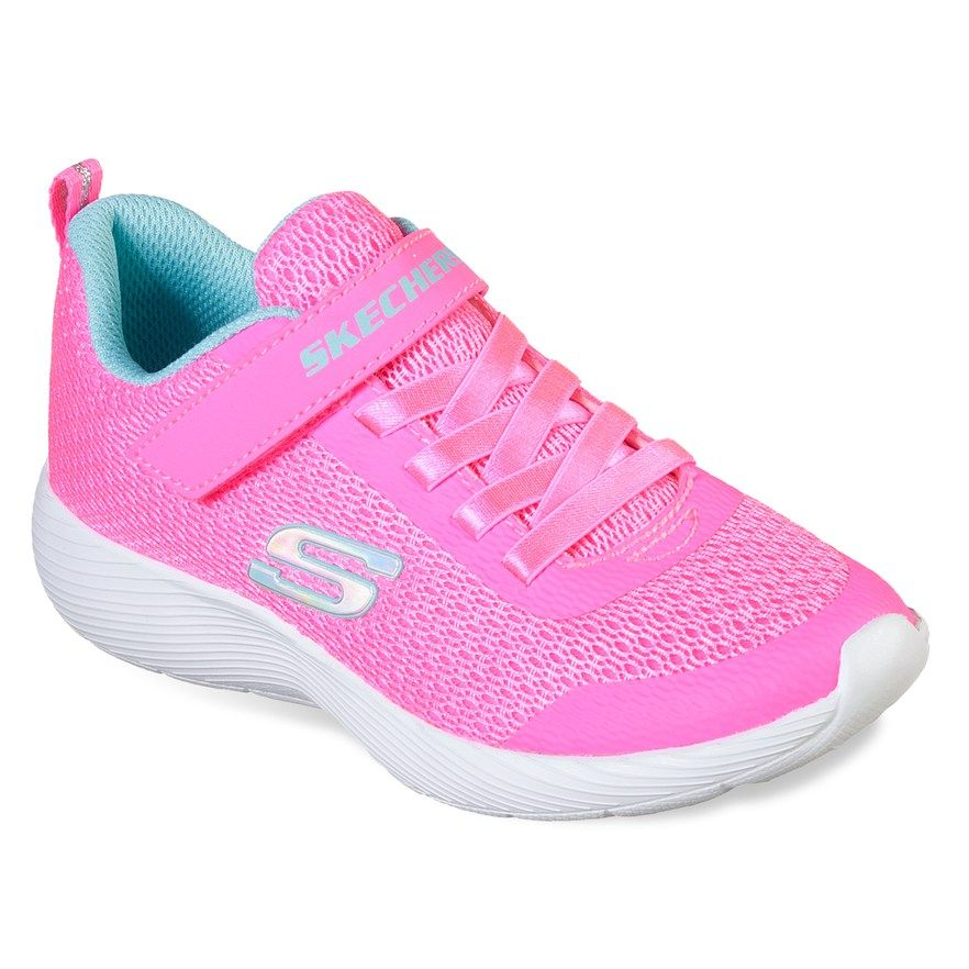 Skechers Dyna Lite Girls' Sneakers, Girl's, Size: 13, Drk