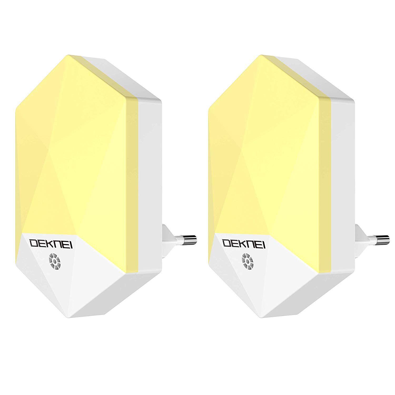 Viugreum Lampe de Chevet Decoration Moderne, [E14 Ampoule