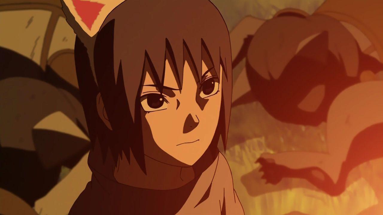 Sasuke's Paw Encyclopedia  This episode form Naruto Shippuden is