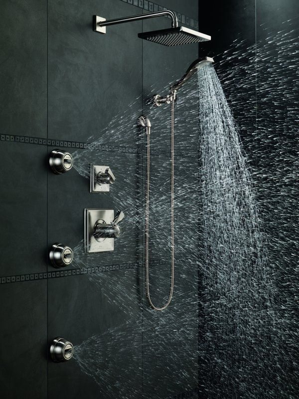 Shower Systems | Shower systems, Master bathrooms and Homesense