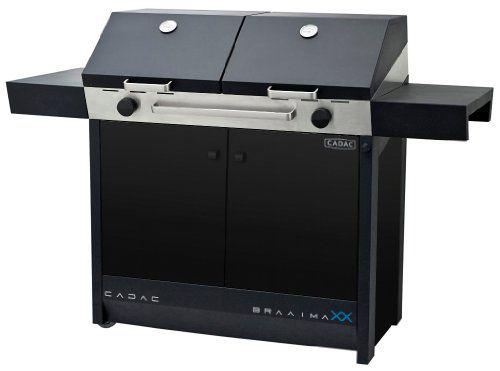 Cadac Braai Maxx 2 Burner Gas BBQ With Accessories | Casa ...