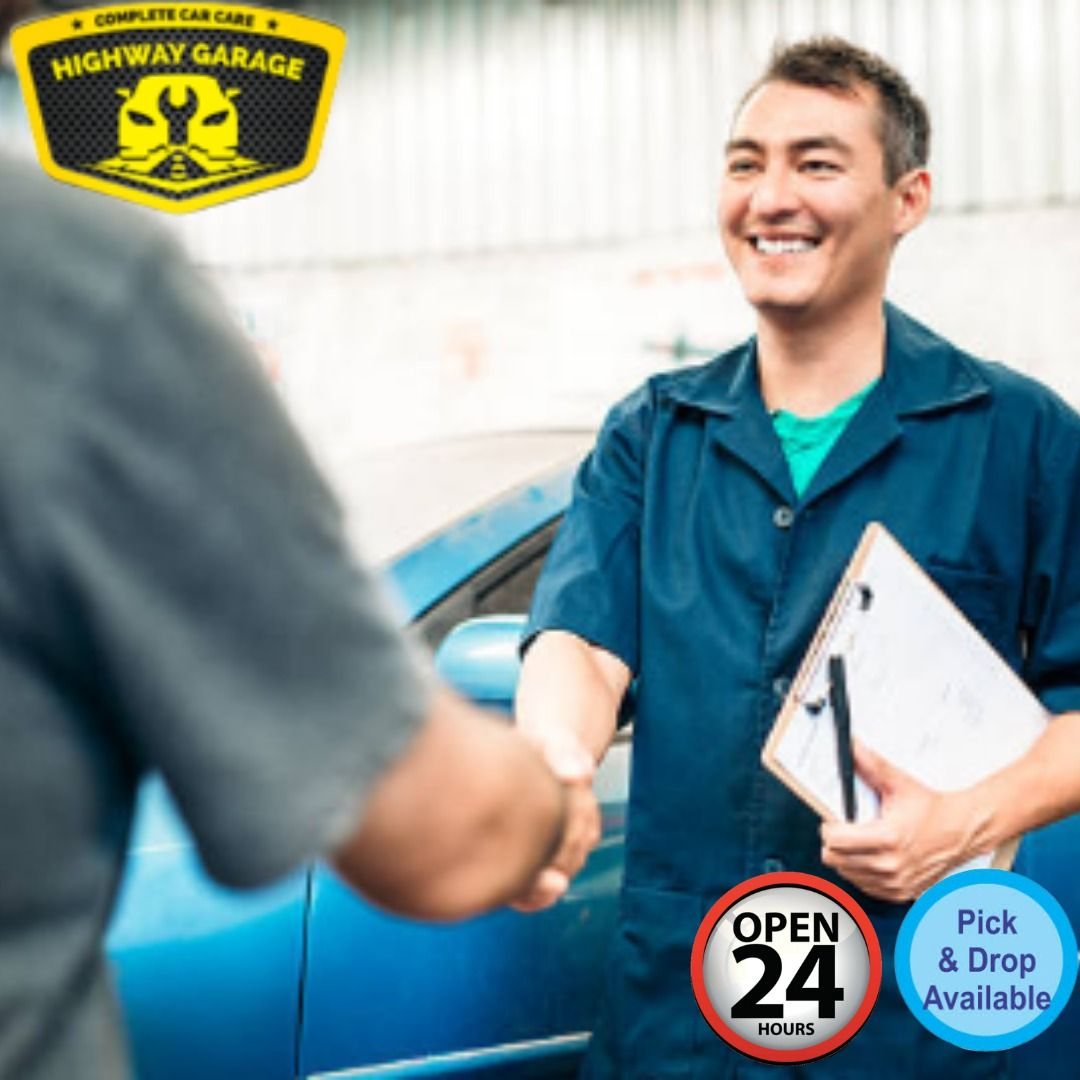 Highway garage Car services are best car service and