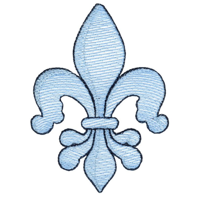 Louisiana,Fleur DE Lis Applique Monag knit Dress New Orleans Mardi Gras Mardi Gras