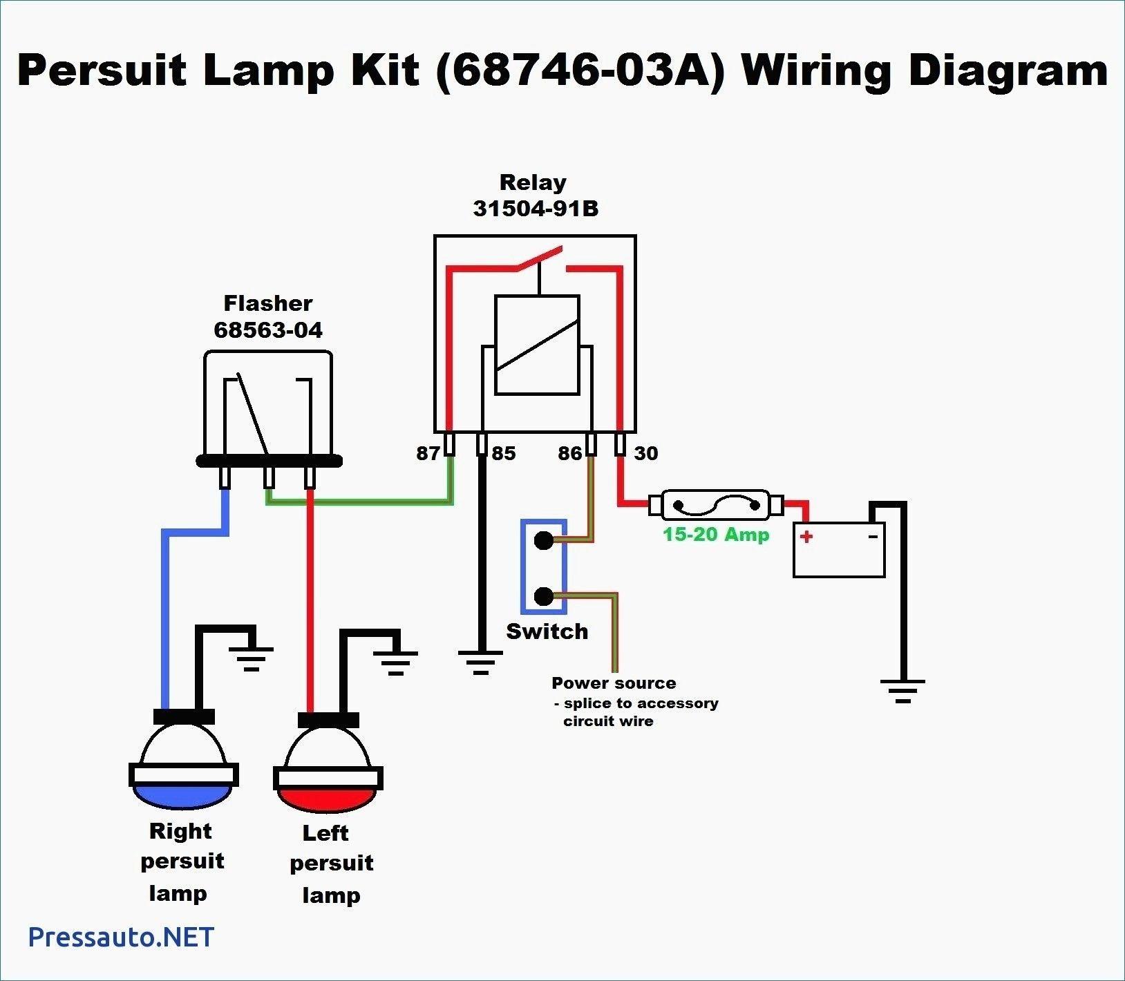 Light Bar Wiring Diagram High Beam from i.pinimg.com