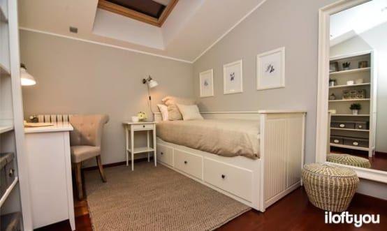 10 slaapkamers met IKEA meubels ter inspiratie | Big girl rooms and Room