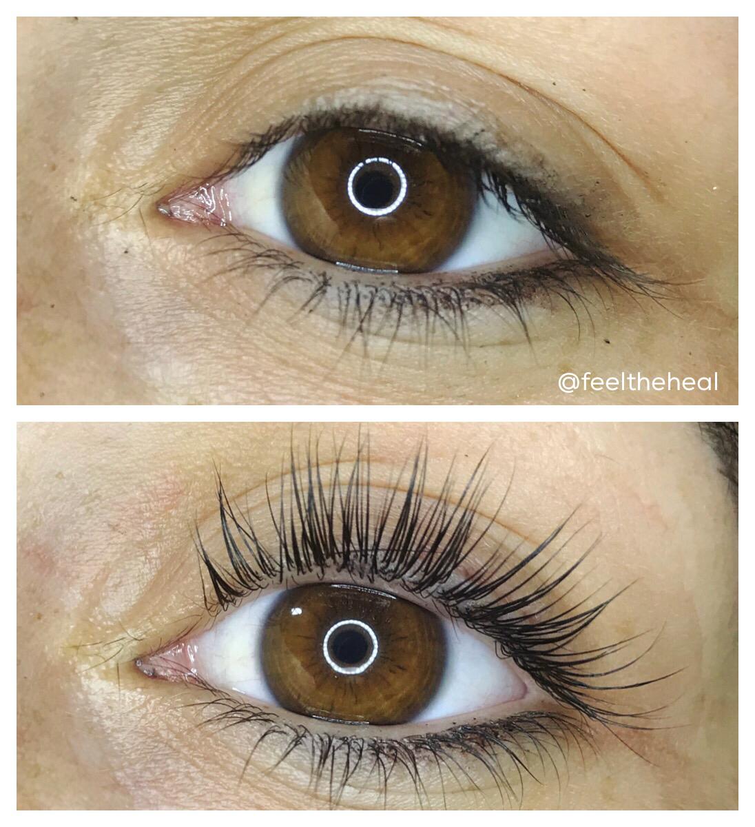 Eyelash lift and tint Not Extentions | Eyelash lift ...