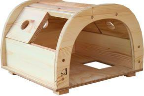 Dollhouse - Norbert Verneuer natürliches Holzspielzeug