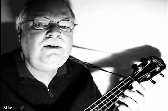 Ukulele Mike Plays Imagine In John Lennon Tribute Ukulele Youtube John Lennon